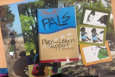 Play and Learn Support resource