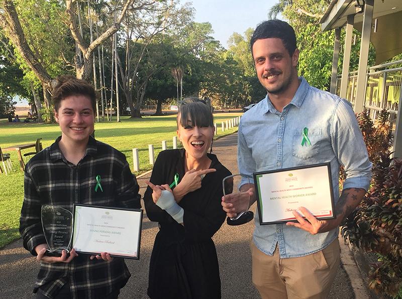Mental health week awards