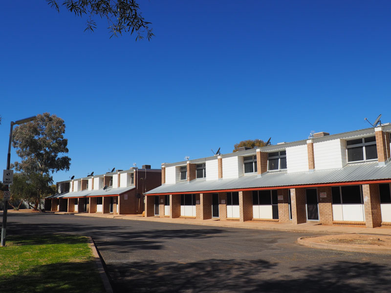 Anglicare NT housing complex