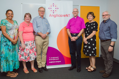 Anglicare NT Board Members
