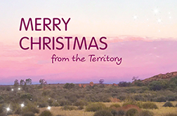 Territory Christmas Card