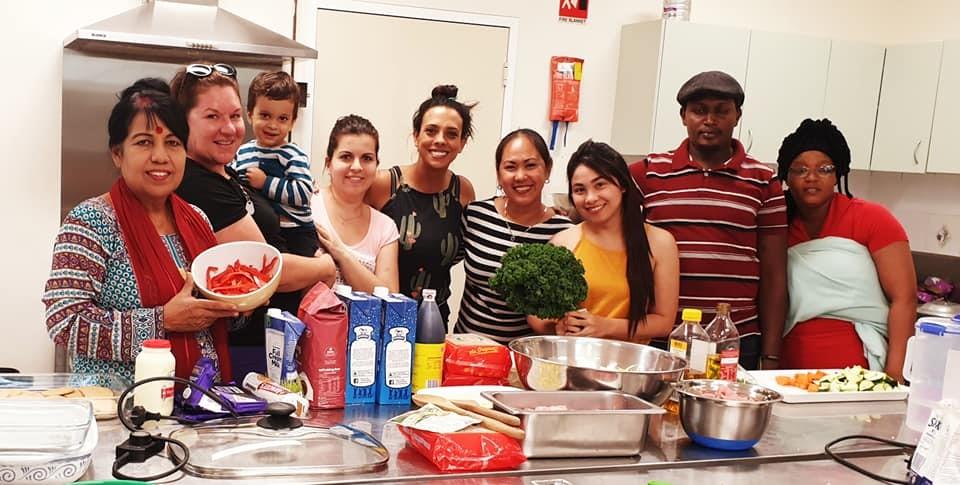 Happy Families Dinner