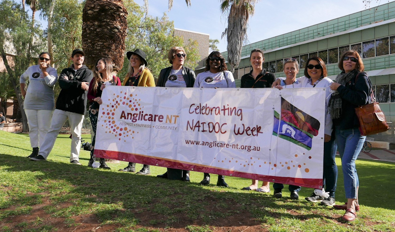 NAIDOC Week Alice Springs