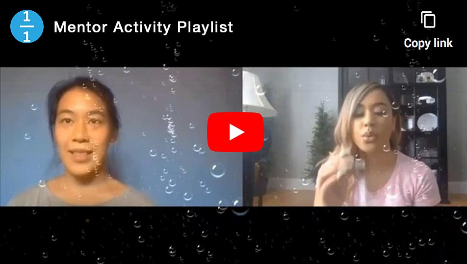 Mentor Activity Playlist video