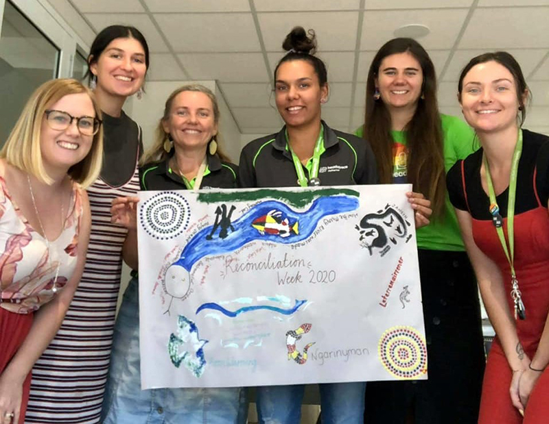National Reconciliation Week at headspace Katherine