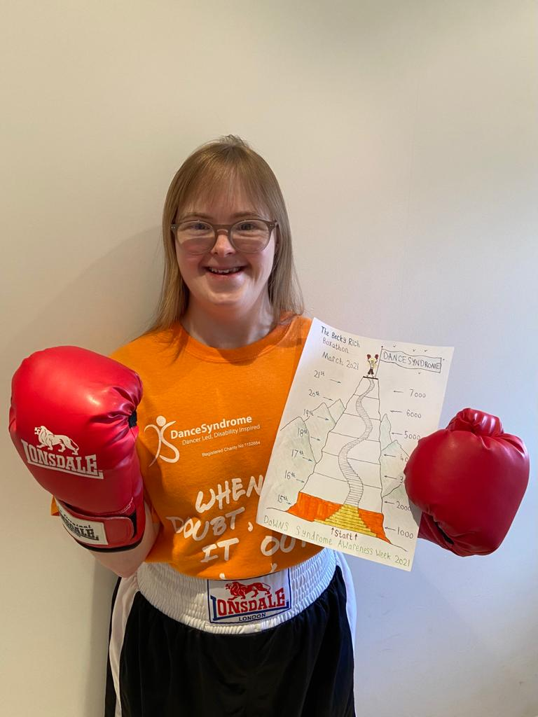Becky Rich Fundraising