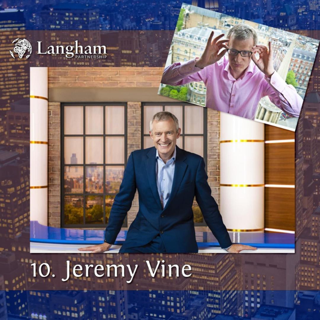 Jeremy Vine on The Stott Legacy podcast