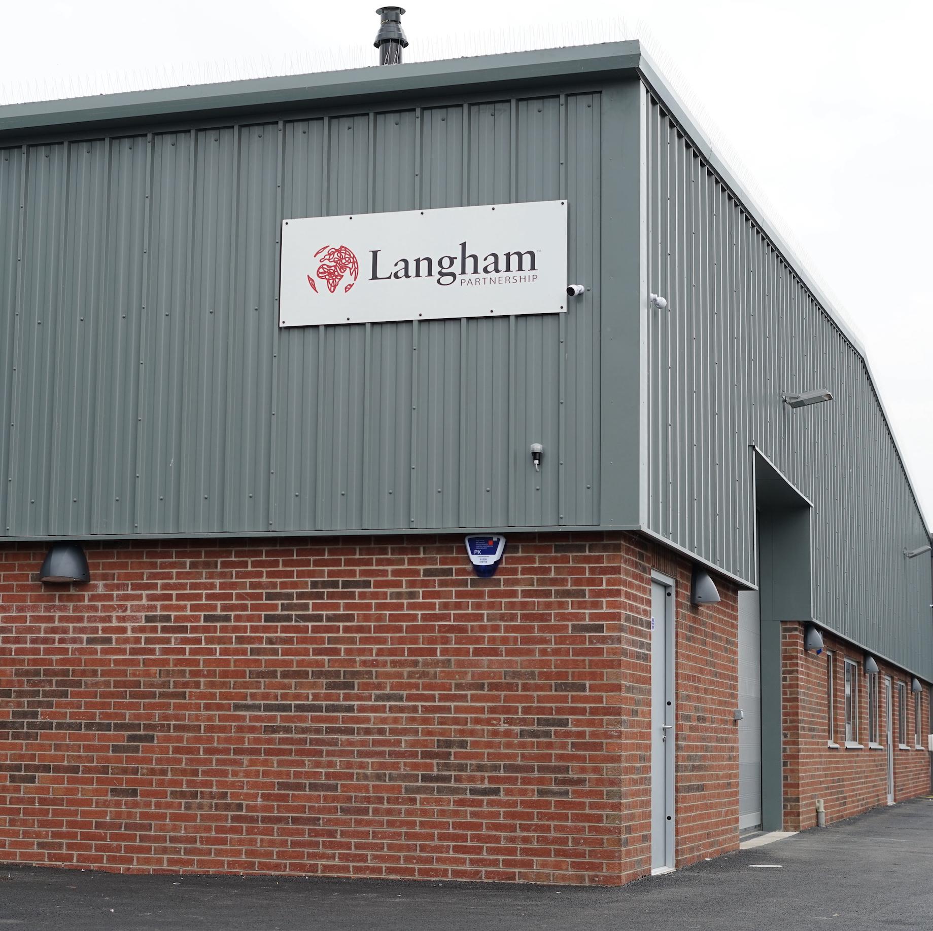 New Langham Service Centre